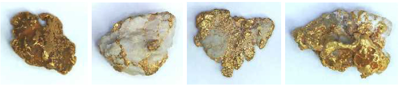 4 Gold Nuggets