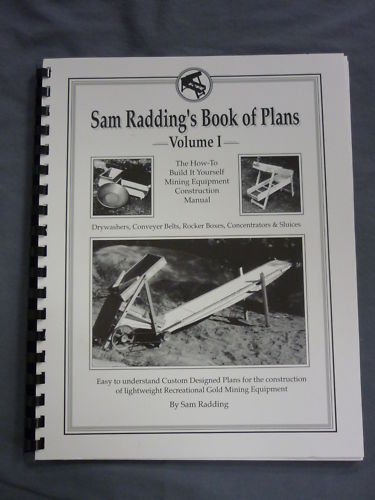 Sam Radding's Book of Plans